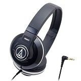 AUDIO-TECHNICA Headphone [ATH-S500] - Black - Headphone Full Size